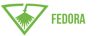 Fedora logó